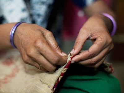 fair trade bangladesh tulsi crafts handwerk