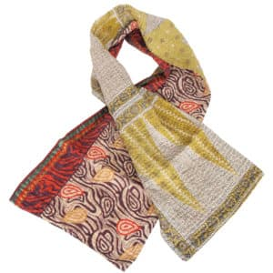 sjaal katoen sari kantha kochi fair trade bangladesh