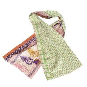 sjaal katoen sari kantha lapha eerlijke mode