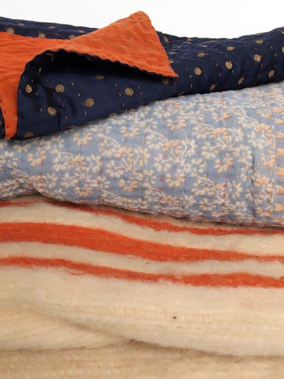 fijn wool blanket sari scarves sari