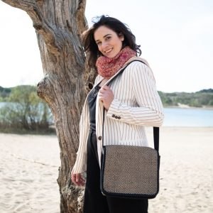 ethical cross body bag vegan