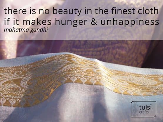tulsi crafts finest cloth inspiration