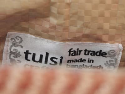 tulsi label fair trade
