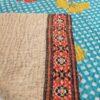 kantha sari blanket bindu upcycled sari