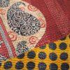 kantha sari deken katoen jhara handgemaakt