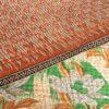 kantha sari deken ksetra handgemaakt