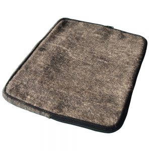tablet sleeve van jute ipad
