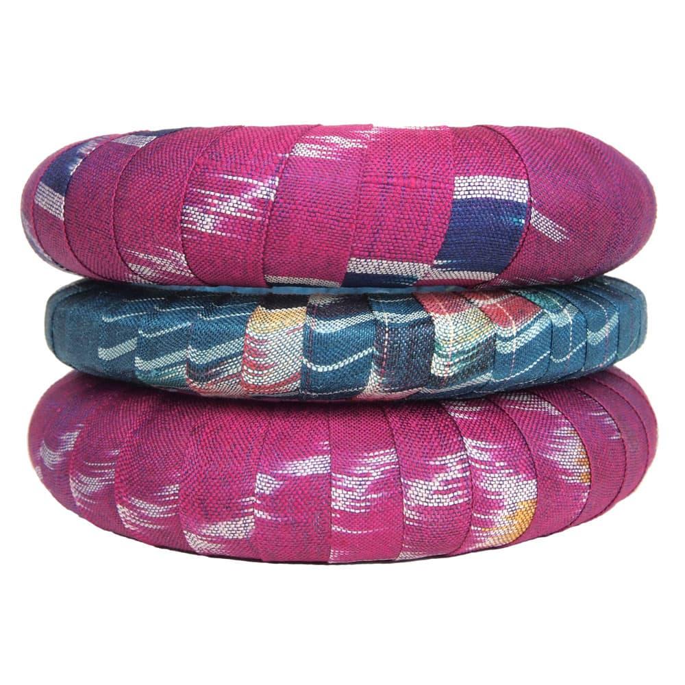 armband sari zijde India #67 fair trade