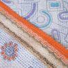 kantha sari deken katoen sukha handgemaakt