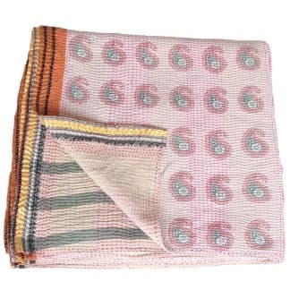 blanket cotton sari kantha palaka ethical