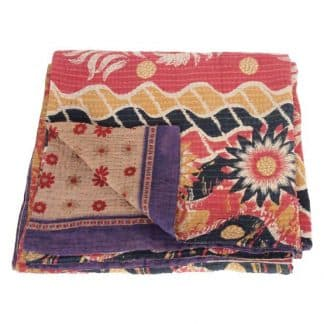 kantha sari blanket taraka ethical bangladesh