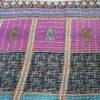 sjaal katoen sari kantha jamdani handgemaakt