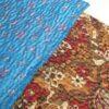 zijden sari sprei kantha nati handgemaakt