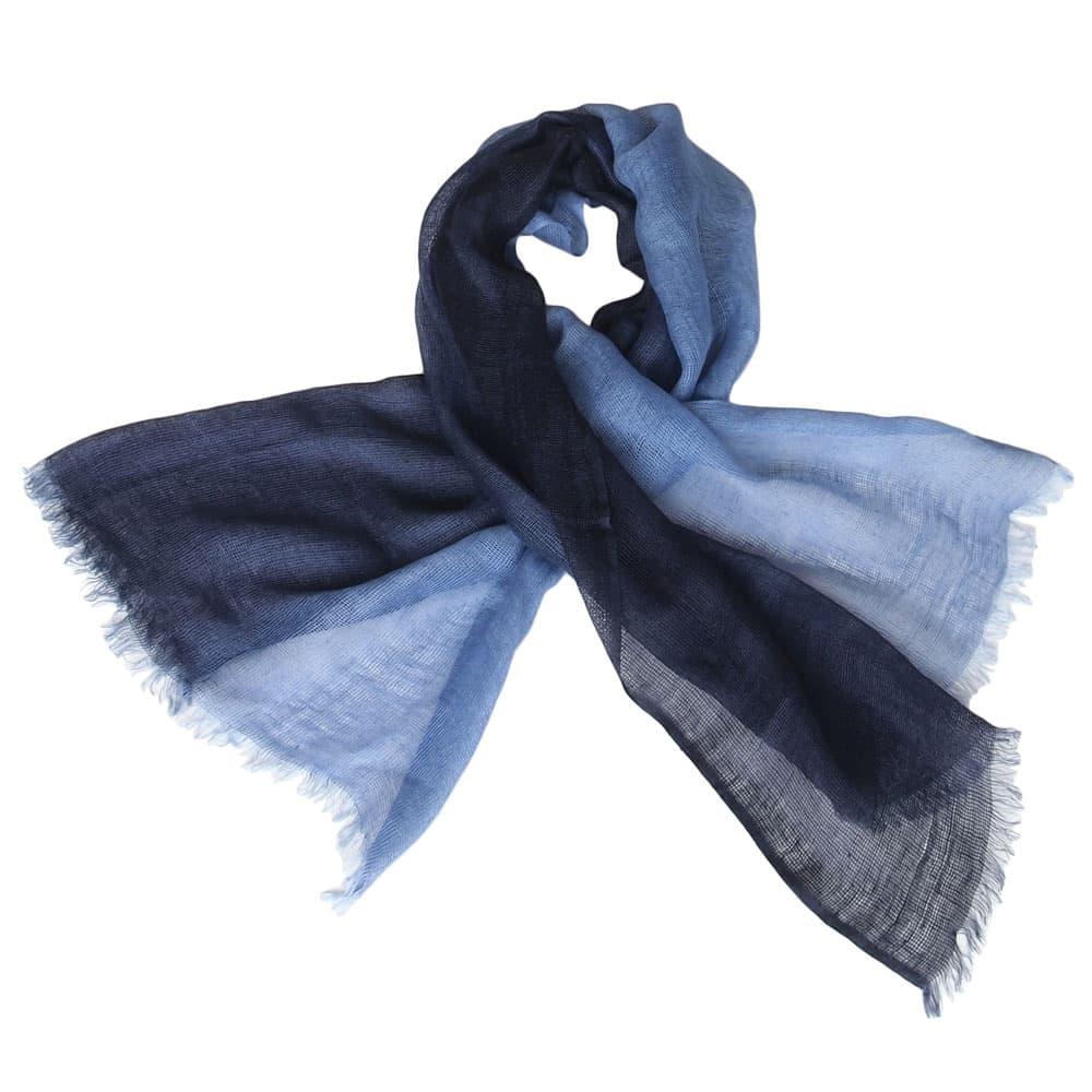 linnen sjaal eerlijke mode