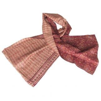 duurzame sjaal zijde kantha ceri eerlijk
