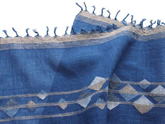 jamdani weaving patterns