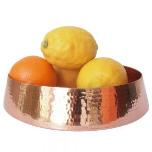 copper fruit bowl ghanta ethical