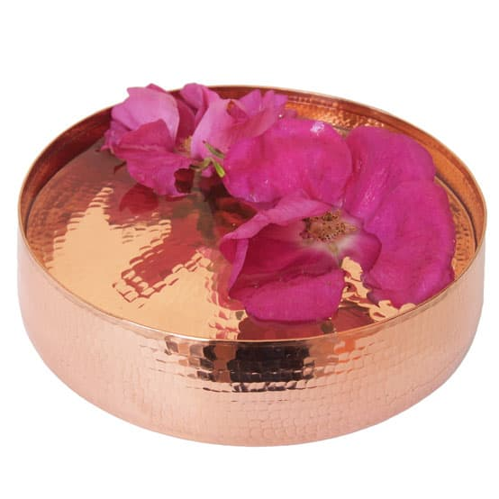 copper bowl design home accessories