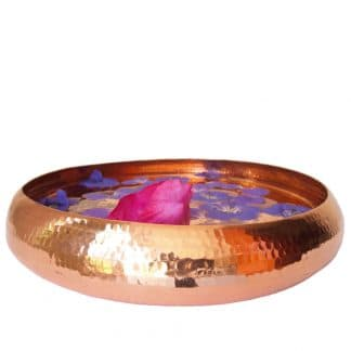 copper bowl urli ethical india