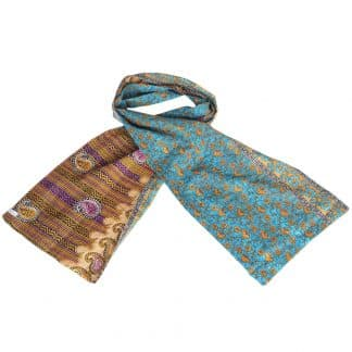 fair trade scarf nila