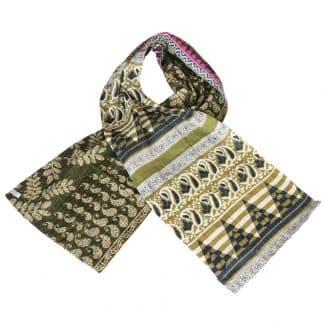 handmade scarf pipe