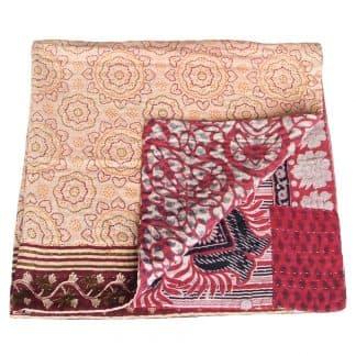mini blanket candra sari kantha