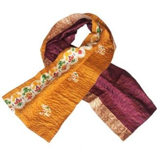 scarf ethical fashion jibanta