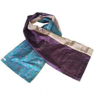 zijden sjaal silka