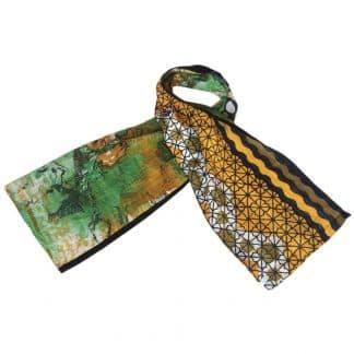 sari scarf bangladesh ethical fashion pallaba