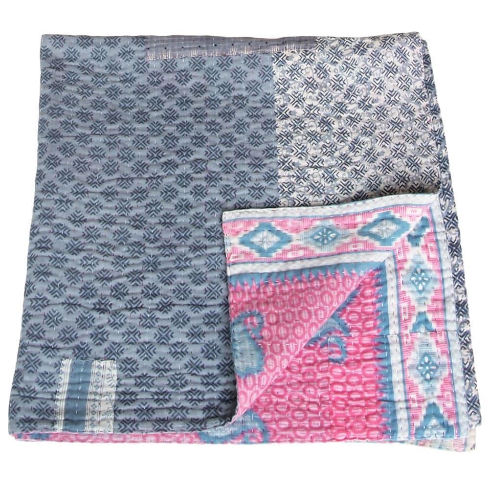 mini blanket kantha rahima baby cot
