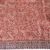 sustainable scarf silk kantha pya fair trade