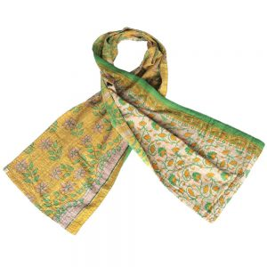 kantha sari scarf halade fair fashion