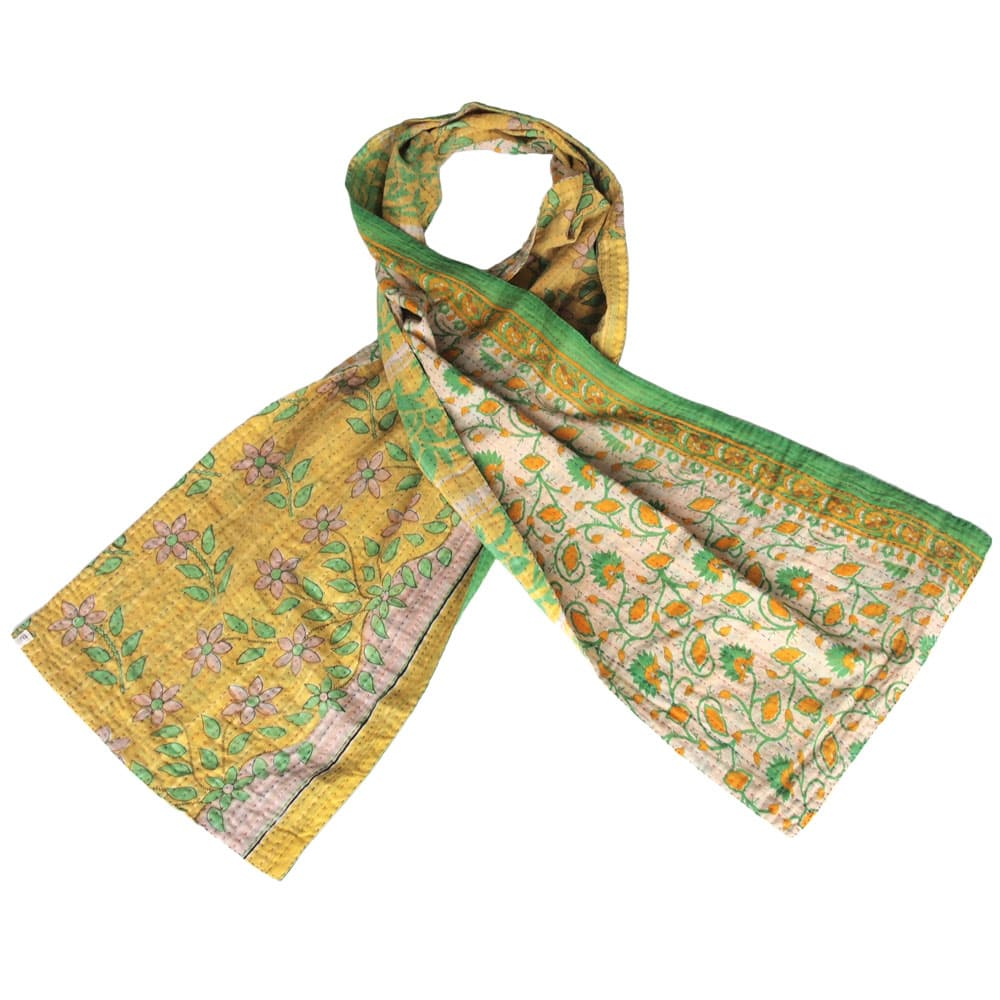 kantha sari sjaal halade eerlijke mode