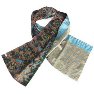 silk scarf janga sari