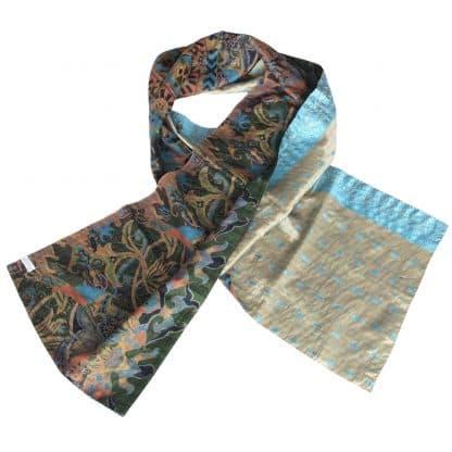 zijden sjaal janga sari
