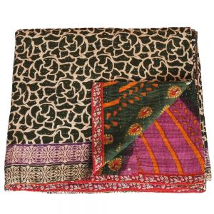 throw sari kantha pinki bangladesh