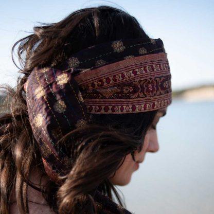 sjaal eerlijke mode zijde sarat