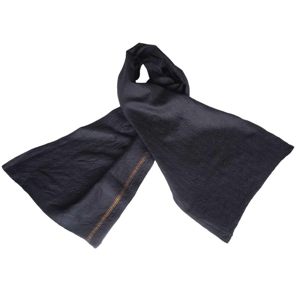 sjaal eerlijke mode india yuga zijde