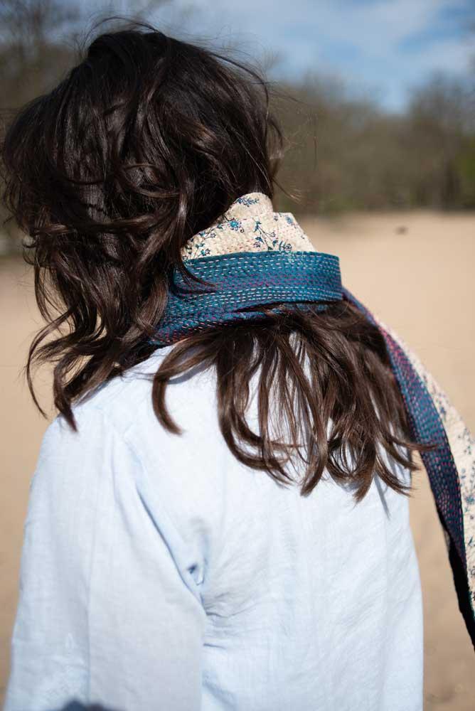 lookbook tulsi crafts exclusieve sjaals