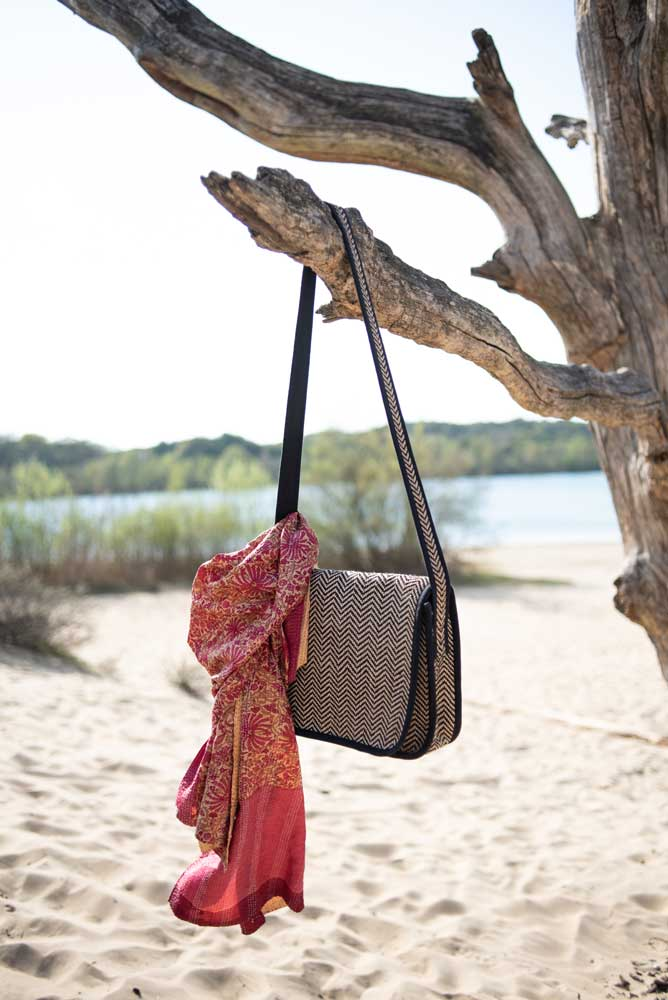 lookbook tulsi crafts tas sjaal