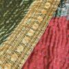 kantha sari sprei bristi handgemaakt